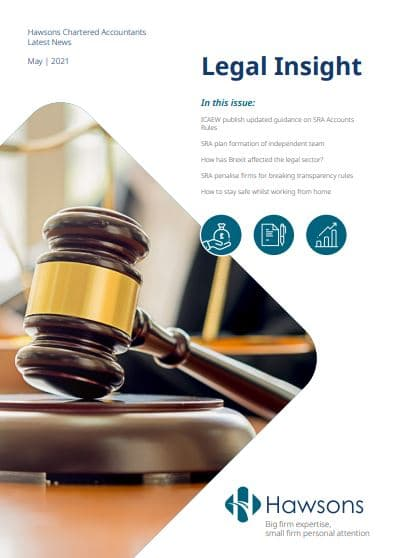 Legal Newsletter May 2021