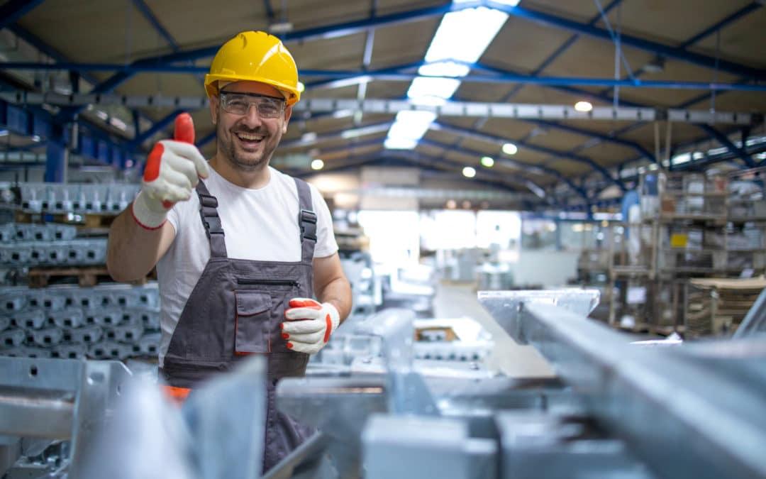 UK manufacturers increase optimism