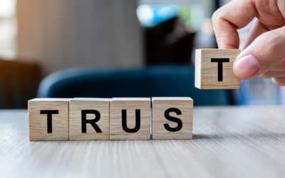 How can charities maintain public trust?