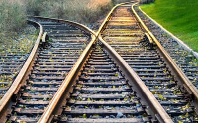 The government announce plans to restructure network rail