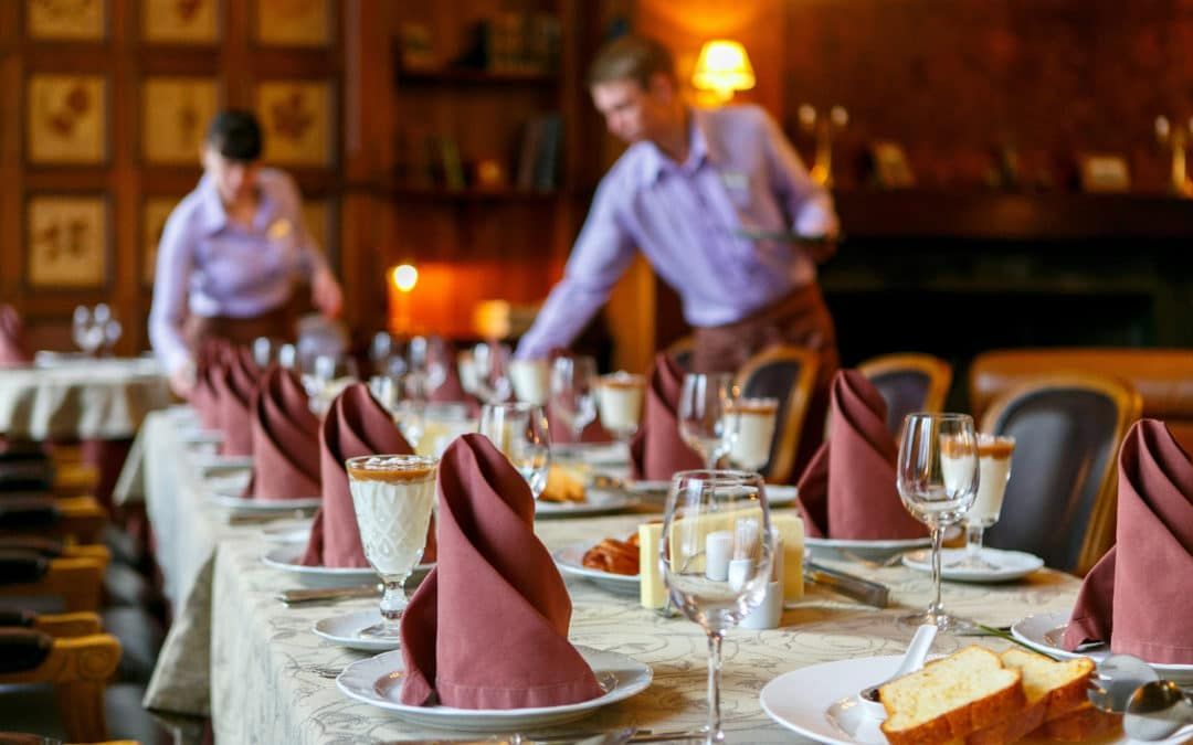 Expected recovery date for eating out market in doubt