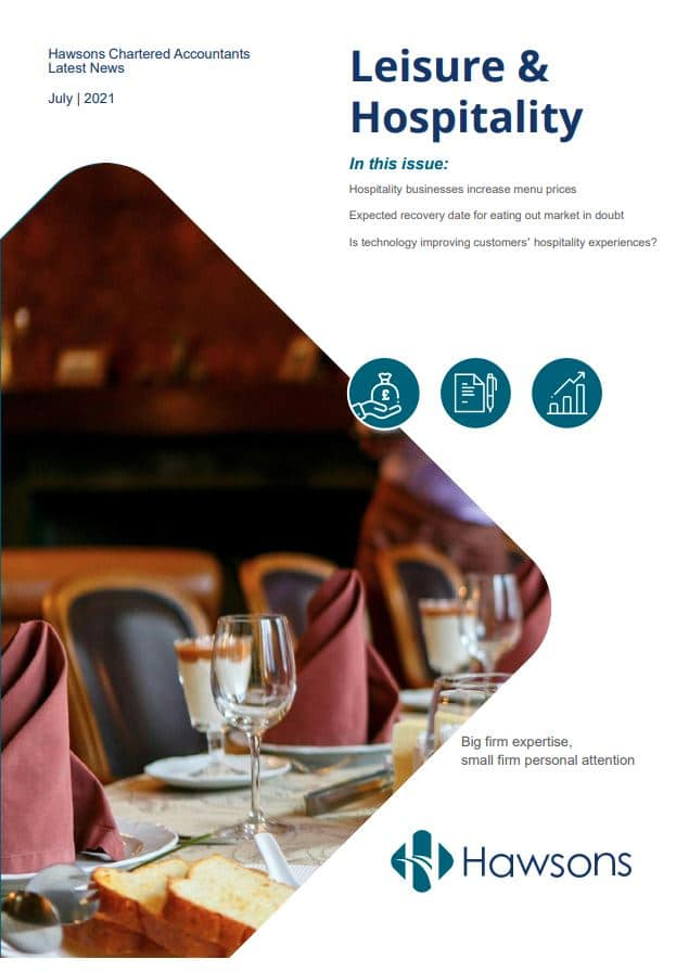 Leisure and Hospitality Newsletter