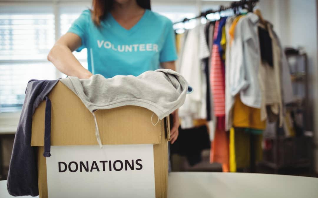 Charity Shop Volunteers Fall as Spending Increases