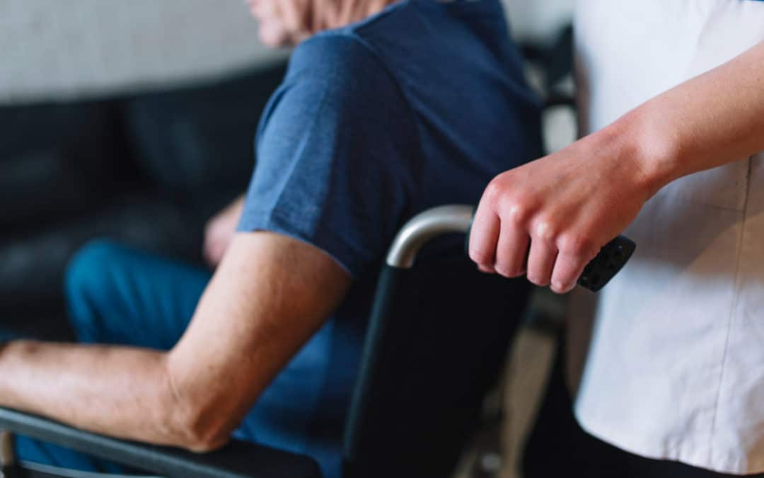 Staff shortages in the care home sector